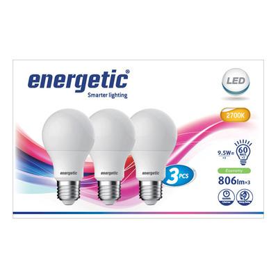 Energetic Led standaard 60w