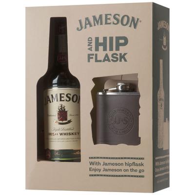 Jameson met hipflask