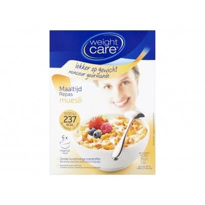 Weight Care Krokante muesli maaltijd