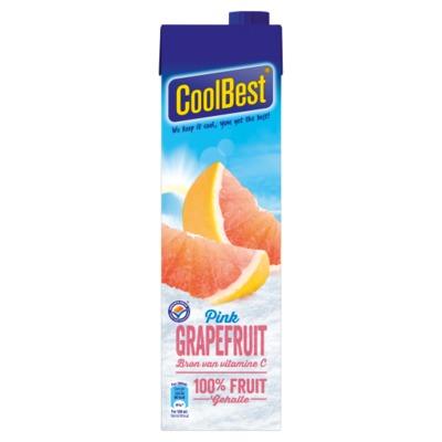 Coolbest pink grapefruit 1 liter
