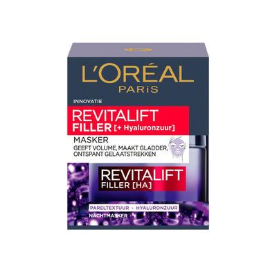 L'Oréal De reviltatift filler mask