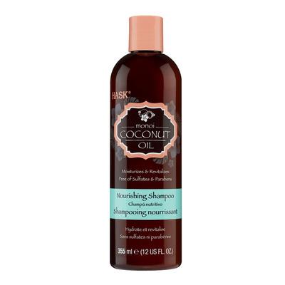 Hask Monoi coconut oil nourishing shampoo