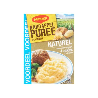 Maggi Aardappel Puree à la Minute Naturel Voordeel