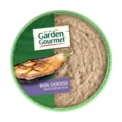 Garden Gourmet Baba Ganoush Roasted Eggplant Salad