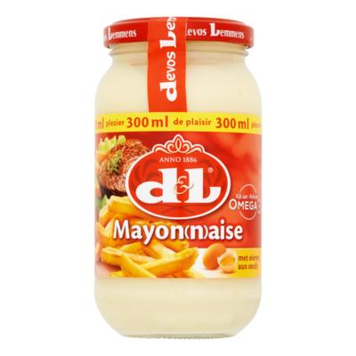 D&L Mayon(n)aise met Eieren