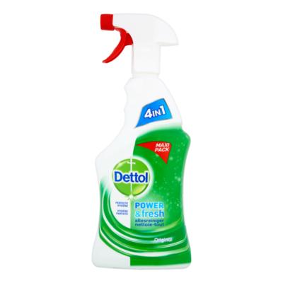 Dettol Power & Fresh Allesreiniger Original 4 in 1 Maxi Pack