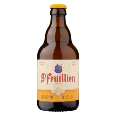 St Feuillien Blonde Fles