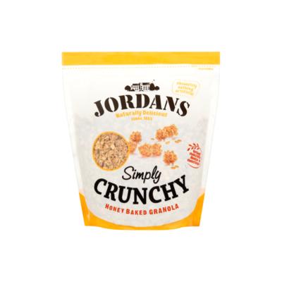 Jordans Honey Baked Granola Simply Crunchy