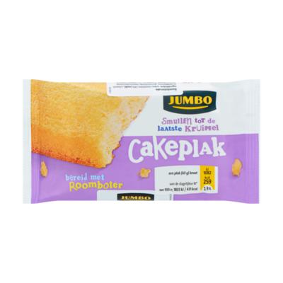 Jumbo Cakeplak