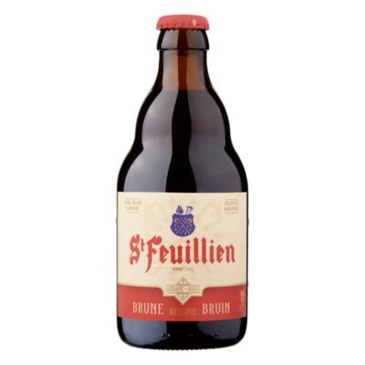 St Feuillien Bruin Fles