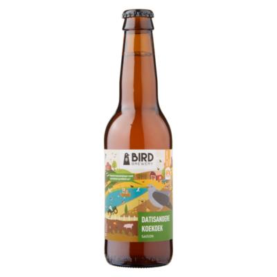 Bird Brewery Datisandere Koekoek Saison Fles