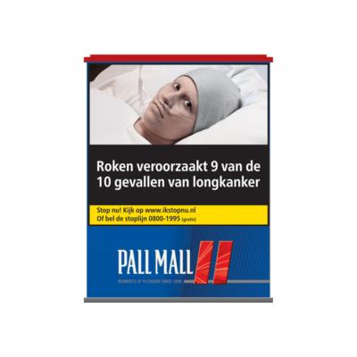 Pall Mall Red VT L Tin