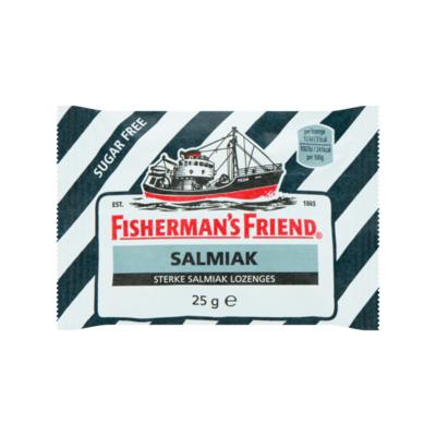 Fisherman's Friend Salmiak Sugar Free