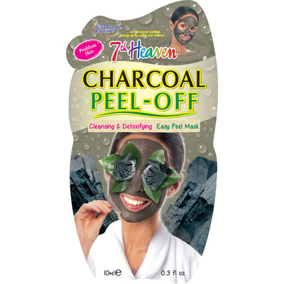 Montagne Jeunesse Charcoal peel-off mask