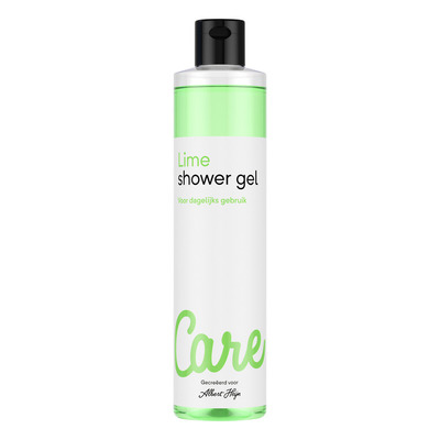 Care Douchegel lime