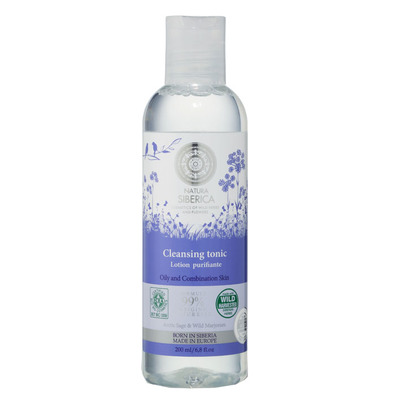 Natura Siberica Cleansing tonic oily and combination