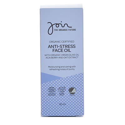 Join Anti-stress face oil