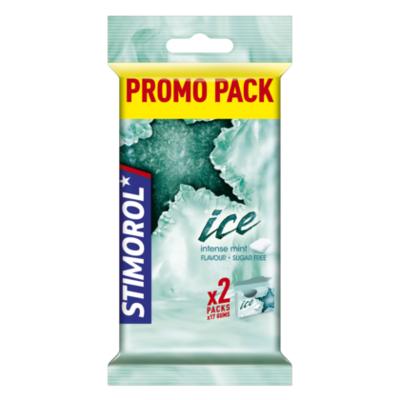 Stimorol Ice 2-pack Intense Mint