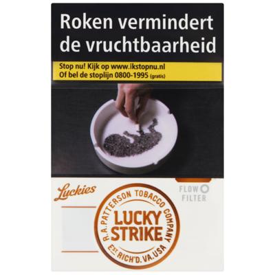 Lucky Strike Flow filter L