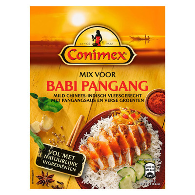 Conimex Mix babi pangang