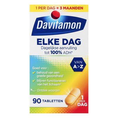 Davitamon Elke dag multivitamine tabletten