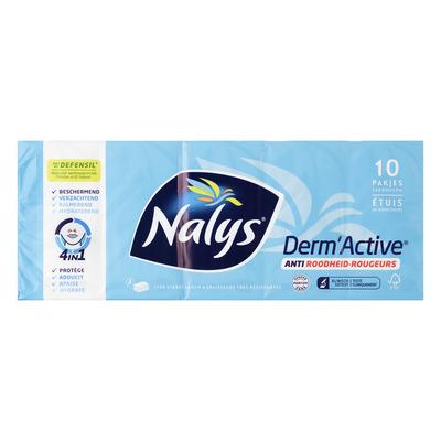 Nalys Derm'active zakdoekjes