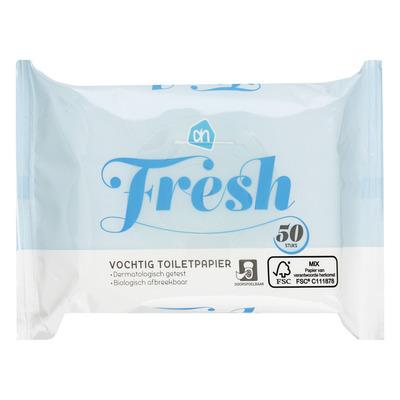 Huismerk Vochtig toiletpapier fresh navul