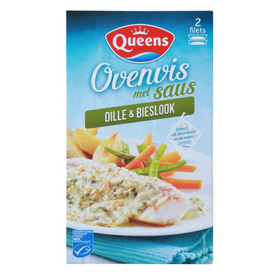 Queens Ovenvis dille & bieslook