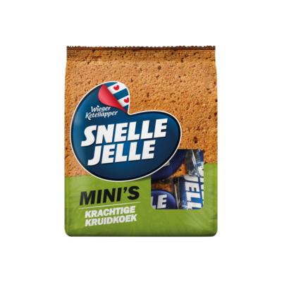 Snelle Jelle Mini's Krachtige Kruidkoek