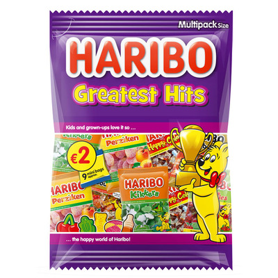 Haribo Greatest hits