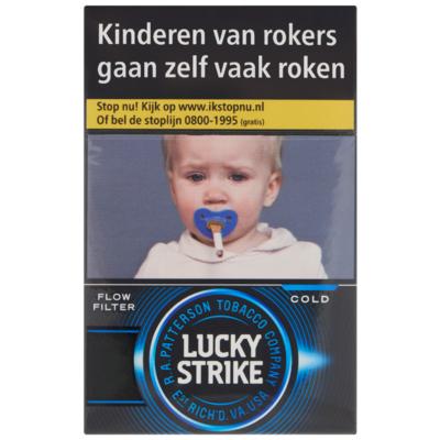Lucky Strike Cold l