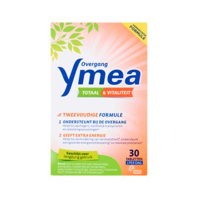 Ymea Overgang Totaal & Vitaliteit 30 Tabletten