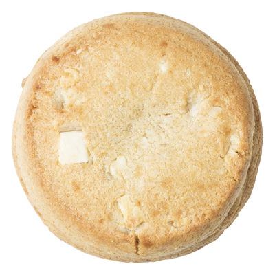 Huismerk Cookie witte chocolade-macadamia