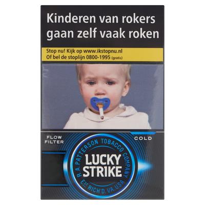Lucky Strike Cold L 20 Stuks