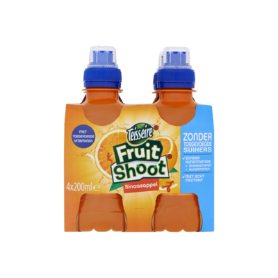Fruit Shoot Sinaasappel 0%