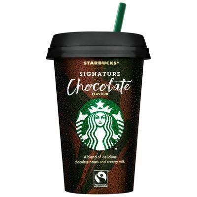 Starbucks Signature chocolate
