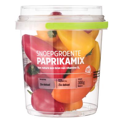 AH Snoepgroente paprikamix