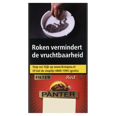 Panter Filter Red 5
