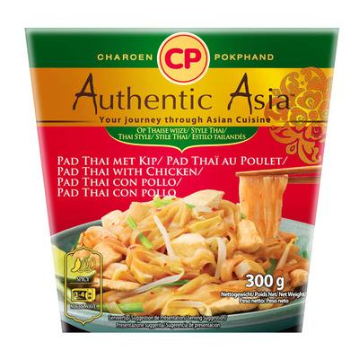 Authentic Asian Chicken pad thai