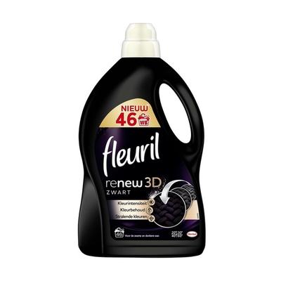 Fleuril Renew 3D Zwart Wasmiddel