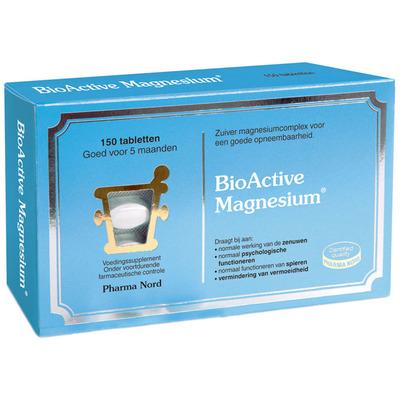 Pharma Nord Bio active magnesium tabletten