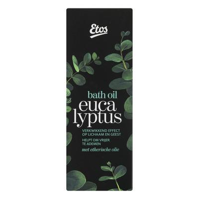 Etos Aroma bath oil eucalyptus
