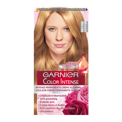 Garnier Color Intense 7.3 gold blonde