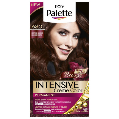 Poly Palette 680 soft brouge
