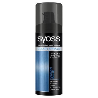 Syoss Colorspray blue