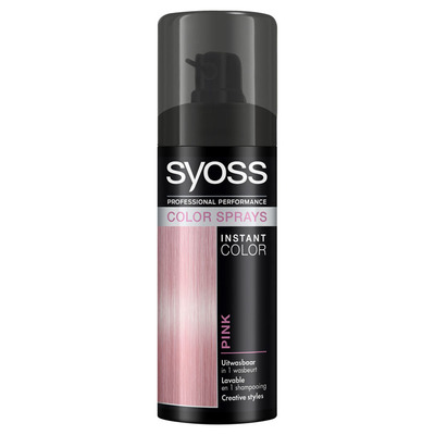 Syoss Colorspray pink