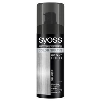 Syoss Colorspray silver