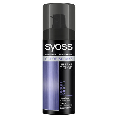 Syoss Colorspray violet