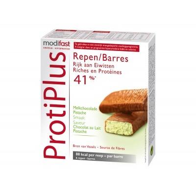 Modifast Protiplus reep met pistache smaak