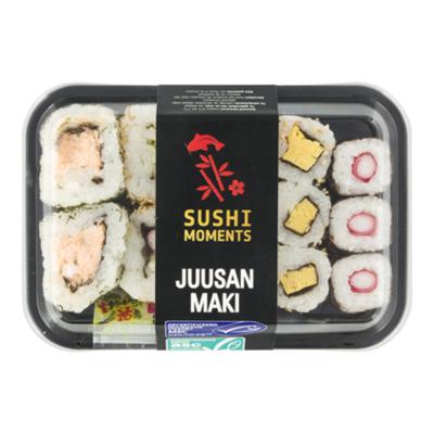 Sushi Moments Juusan maki set